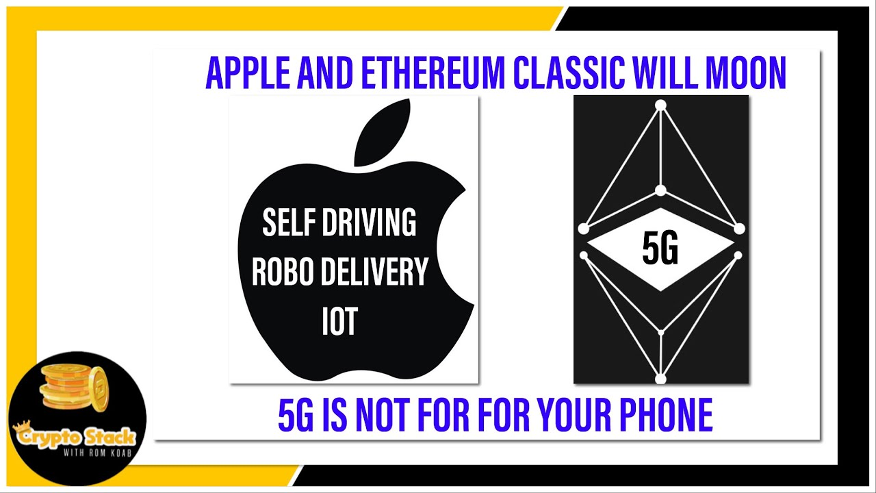 Apple And Ethereum Classic Will Dominate