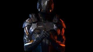 Mass Effect 3 : N7 Slayer armor for commander shepard