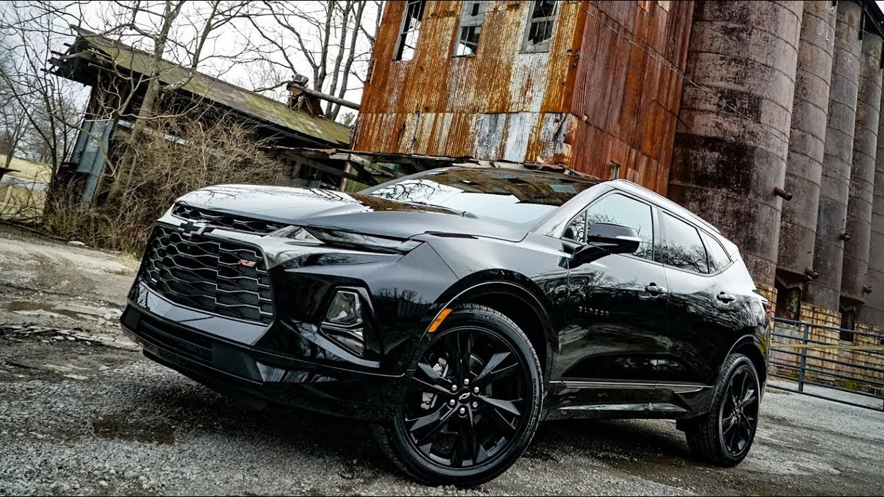 2019 Chevrolet Blazer RS + Lexington Kentucky - YouTube
