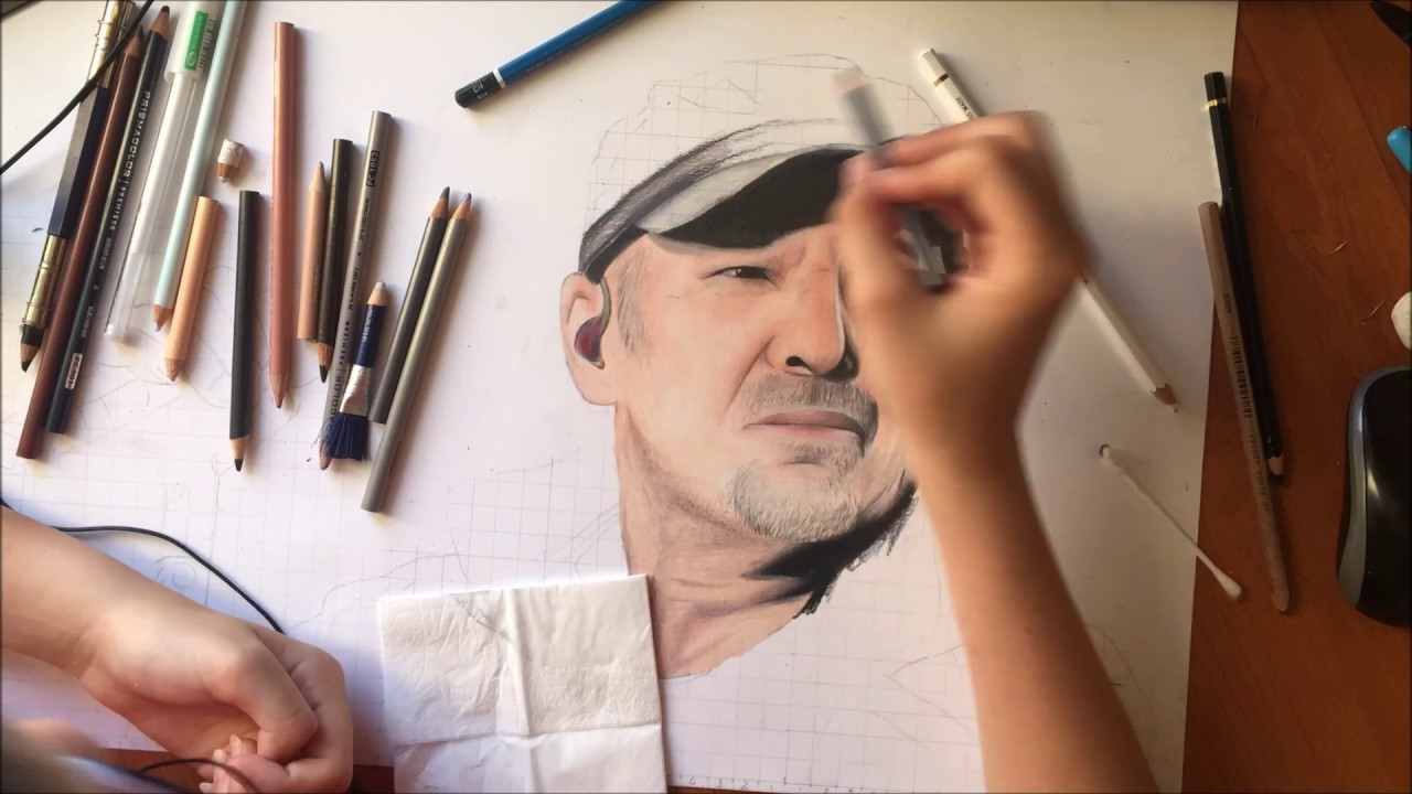 Vasco Rossi Creep Drawing Vasco Rossi