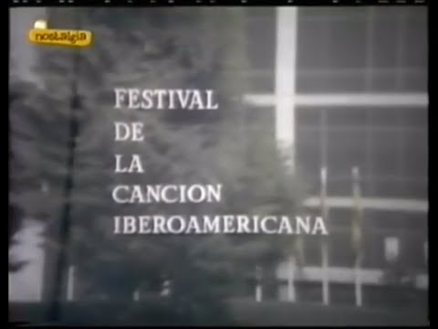 Festival OTI de la Canción 1972 - Video Completo