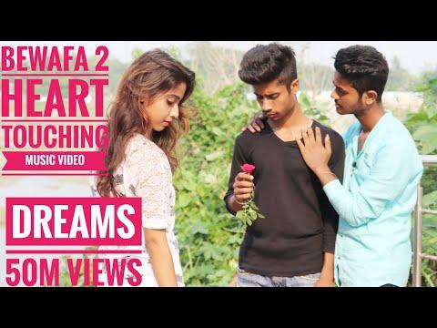 Bewafa Hai Tu Love story 2018 New Part 2 || A Heart Touching Video|| Directed By Subhankar Rishi
