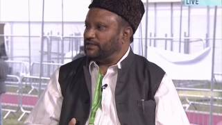 Progress of New Construction in Qadian - Urdu Talk at Jalsa Salana UK 2014