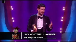 The King or Queen of Comedy: Jack Whitehall | British Comedy Awards 2012