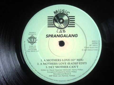 Sprangalang   A Mother's Love