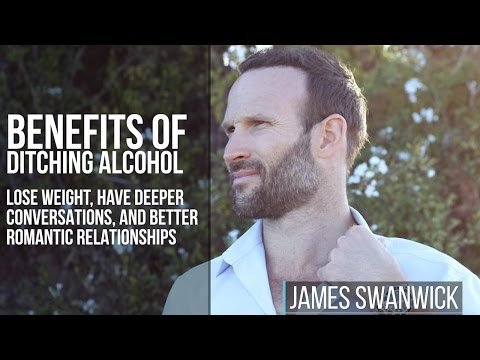 James Swanwick How to Stop Drinking Alcohol, Tips & Motivation