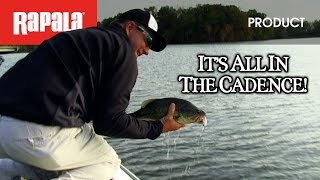 The Cadence & The Pause: HOW TO FISH The Rapala®Shadow Rap Shad