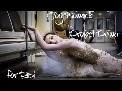 Joy Womack - Vlog 1 - Stretches