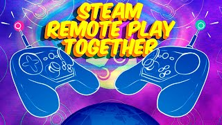 Steam Remote Play Together — обзор и тест (feat. Dominus)