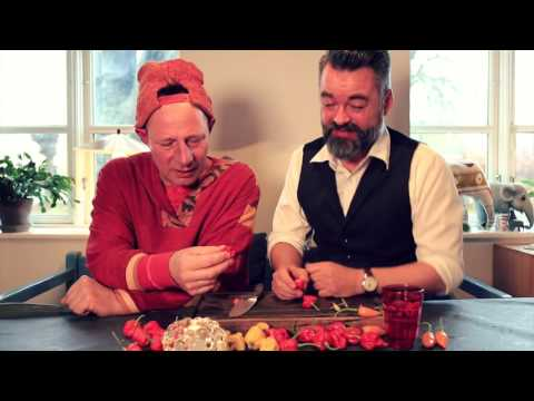 Chilismagning med Pyrus og Chili Klaus 4 af 4 - YouTube