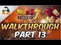 Dragon Ball Z Battle of Z Gameplay Walkthrough Part 13