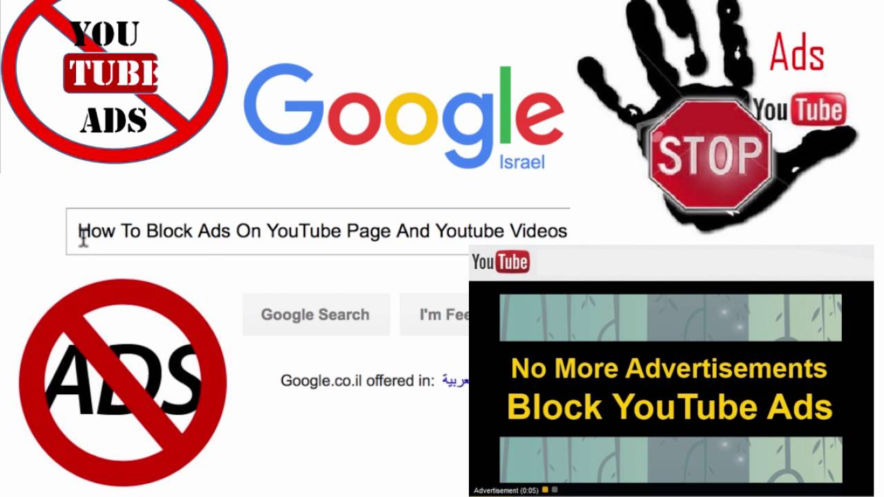 How To Block Ads On Youtube Adblock Youtube All Websites Safari Youtube
