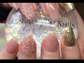Acrylic Nails | Crystal Pixie