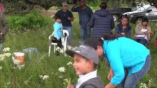 Dia de campo en la Sierrita