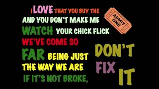 Austin & Ally - Not A Love Song Lyric Video (HD)