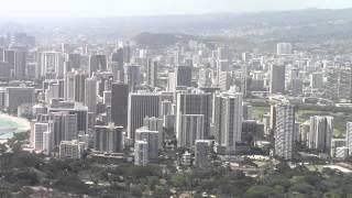 Honolulu, Hi Bird's Eye View