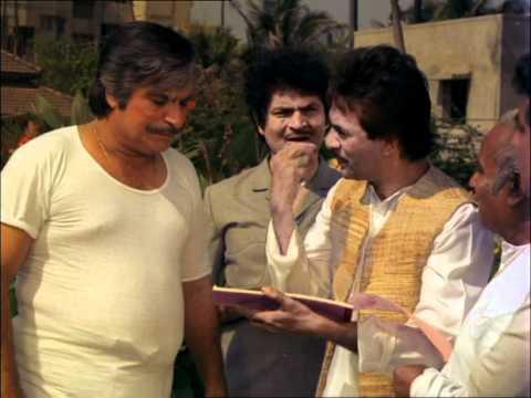 Kader Khan's Hilarious Joke - Comedy Scene - Dariya Dil