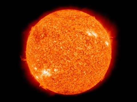 Nasa LIVE stream - Sun From Space LIVE Feed | Incredible ISS live stream of Sun from Space
