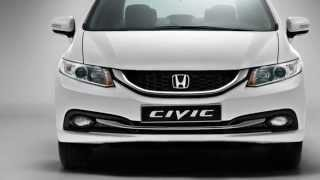 Mashina.  Honda Civic - 2015.  Видеообзор