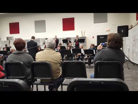 Sioux City North Middle Jazz 2017 pt. 1