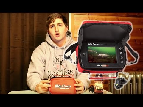 Marcum Recon 5+ Underwater Fishing Camera- Overview & Review!