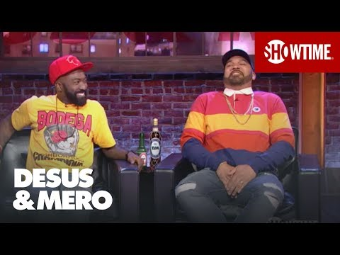 Justin Bieber Wants To Fight Tom Cruise & Desus Saw Mero Naked  DESUS & MERO  SHOWTIME