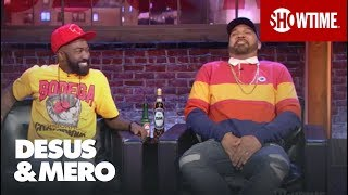 Justin Bieber Wants To Fight Tom Cruise & Desus Saw Mero Naked | DESUS & MERO | SHOWTIME