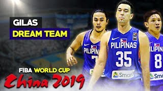 Gilas Dream Team for FIBA World Cup 2019