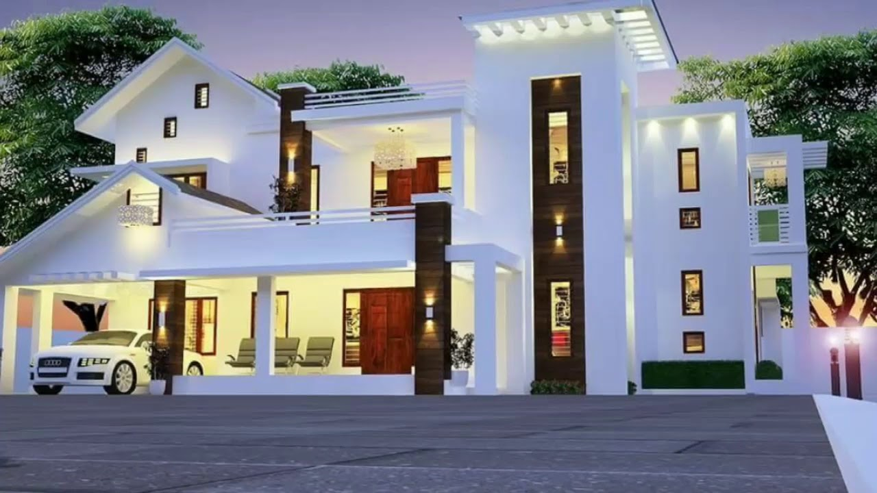 2018 Kerala House Model Low Cost Beautiful Kerala Home