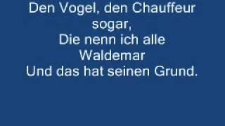 003 - Waldemar - Im Stile Von Zarah Leander