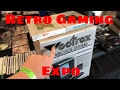 Speed run of Cowlitz Gamers for Kids Retro Gaming Expo!
