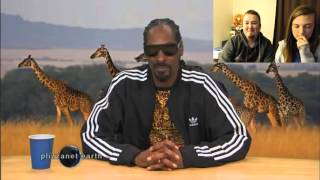 Plizzanet Earth with Snoop Dogg – Iguana vs. Snakes