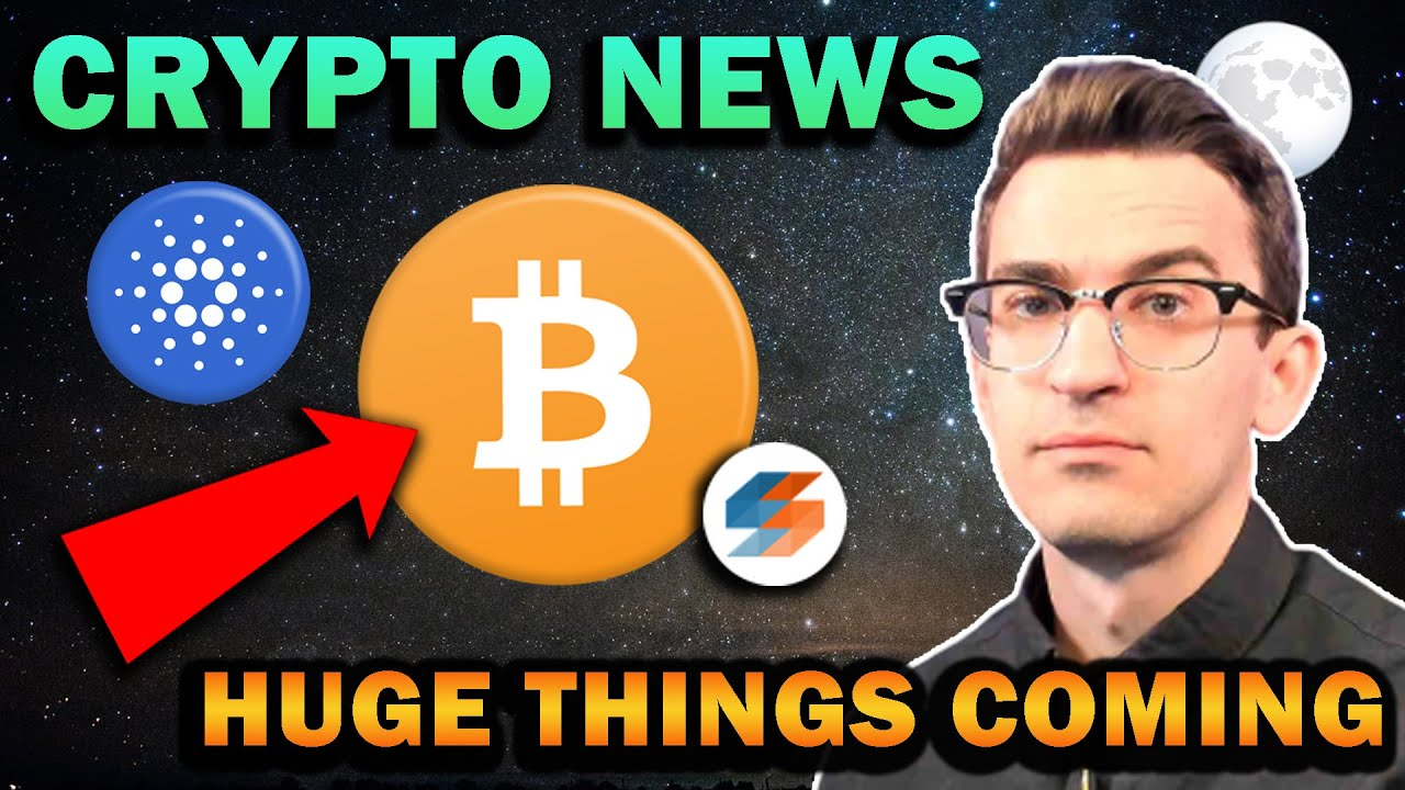 HUGE CRYPTO NEWS Altcoins Taking Off YouTube