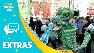 En New York celebran el inicio del año nuevo chino   Un Nuevo Día   Telemundo