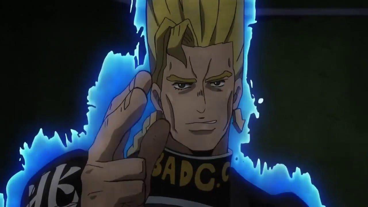 Hd ジョジョ Jojo Diamond Is Unbreakable Josuke Vs Keicho Nijimura