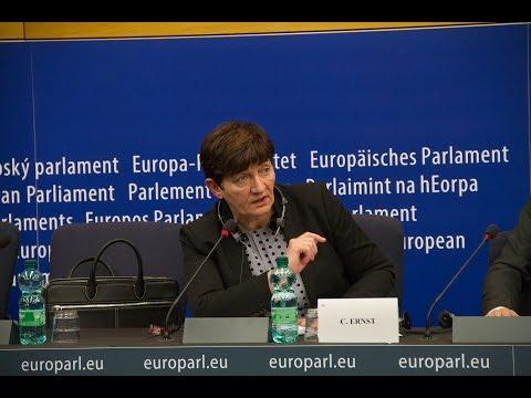 MdEP Cornelia Ernst (DIE LINKE.) - Gemeinsame Pressekonferenz: Ein Jahr EU-Türkei-Deal