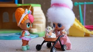 LOL SURPRISE DOLL Cutie Makes An Old Cat Lady's Day!