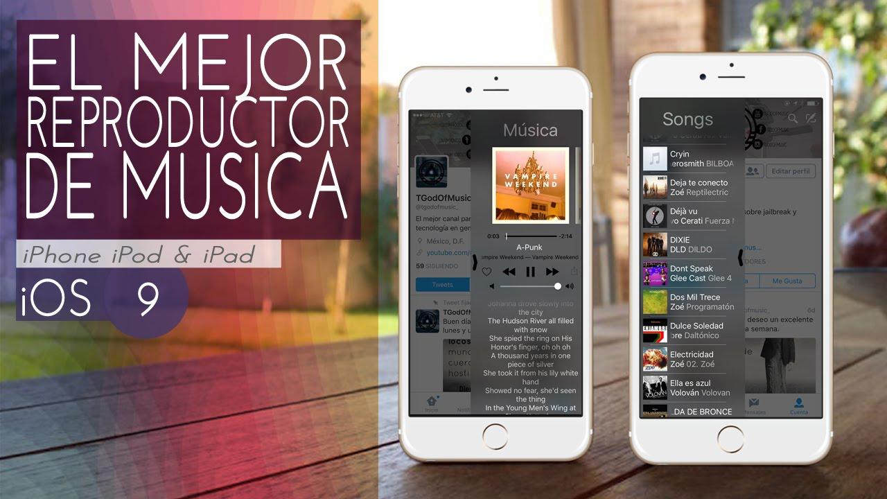 Clex 3 | Reproductor De Música En Tus Apps | Cydia Tweak - YouTube
