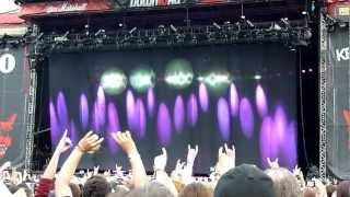 Black Sabbath - Intro & Black Sabbath (Live - Download Festival, Donington, UK, June 2012)