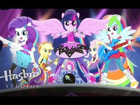 My Little Pony: Equestria Girls: Rainbow Rocks - All Songs (HD+Download)