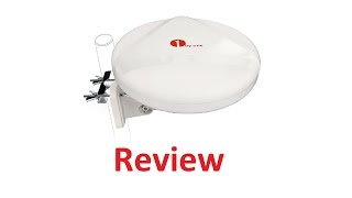 1byone Omni-directional Amplified Outdoor HDTV Antenna Review