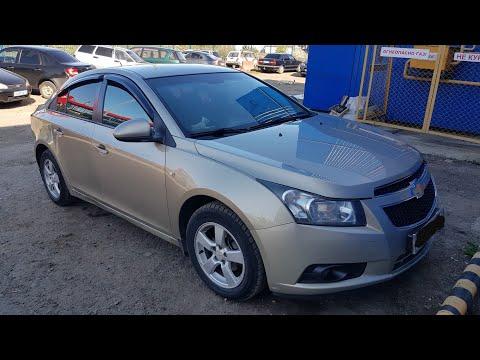 Отзыв Chevrolet Cruze 1.8 (Прошивка Челяба)