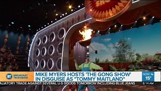 A new season of 'The Gong Show'
