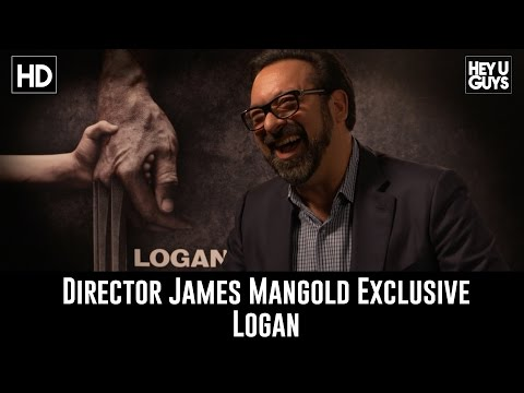 Director James Mangold Exclusive Interview - Logan
