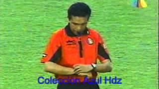 Cruz Azul 6 - Monterrey 1 CLAUSURA 2005