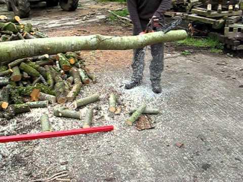 Best log holder youtube for Gardening tools toronto