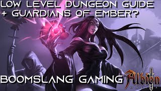 Albion Online F2P Low Level Dungeon Guide + Guardians Of Ember?