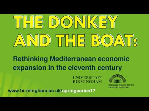 The donkey and the boat: rethinking Mediterranean economic expansion in the eleventh century
