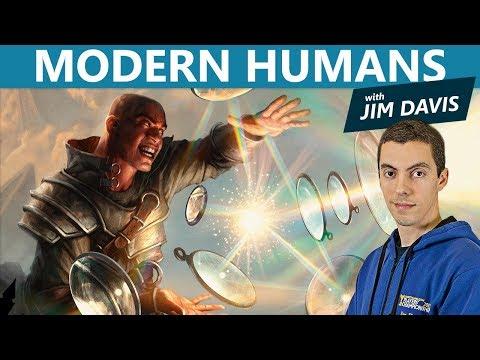 MTG: Modern Humans With Jim Davis