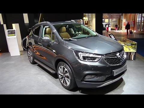 2017 Opel Mokka X Innovation - Exterior and Interior - Auto Show Brussels 2017